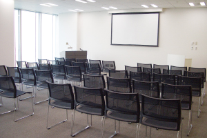 Lecture Room A (定員:50名)